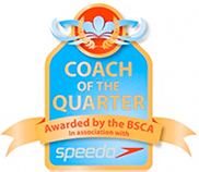 Speedo Coach of The Quarter